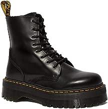 Dr. Martens - Jadon 8-Eye Leather Platform Boot for Men and Women