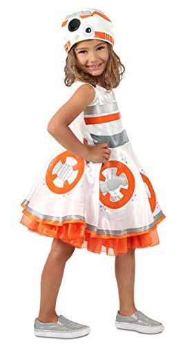Princess Paradise Star Wars BB-8 Dress Child's Costume, Medium