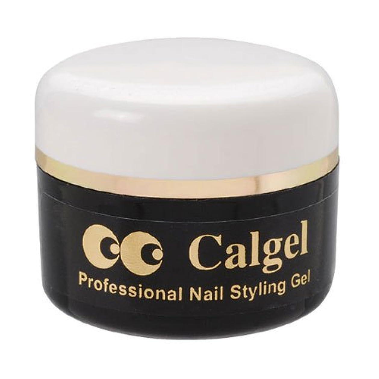 溶かす驚かすの頭の上カルジェル クリアジェル  CG0S 4g UV ベースジェル/トップジェル