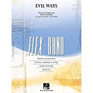 Evil Ways - Concert Band/Harmonie - SET