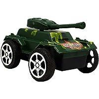 Xigeapg 男の子の子供のため、プラスチック製のタンクのおもちゃ、タンク車モデルのおもちゃ、装甲車のおもちゃ、小さなギフト