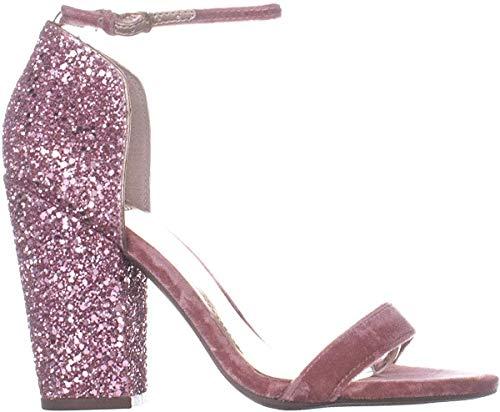 Guess Frauen Flache Sandalen Pink Groesse 5.5 US /36 EU