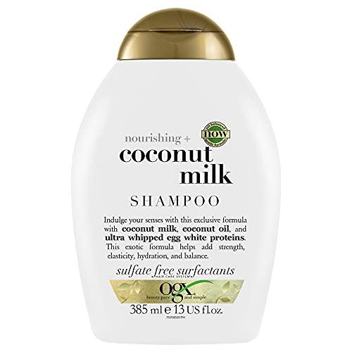 OGX Nourishing + Coconut Milk Shampoo