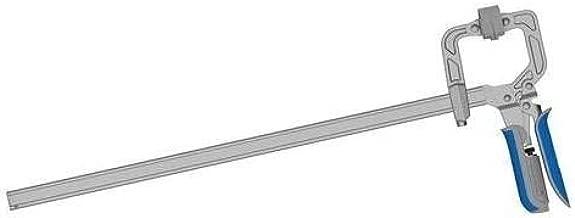 Silverline VC46 1800mm T-barra de marco calambre