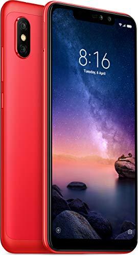 Redmi Mi Note 6 Pro (Red, 6GB RAM, 64GB Storage) 1