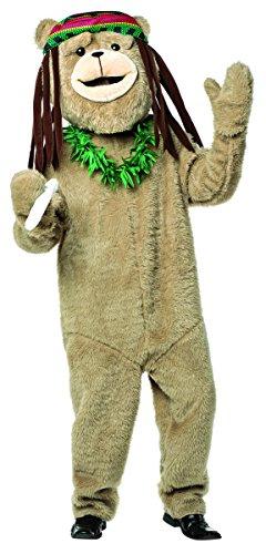 Ted 2 Rasta Kostümzubehör-Set 3teilig