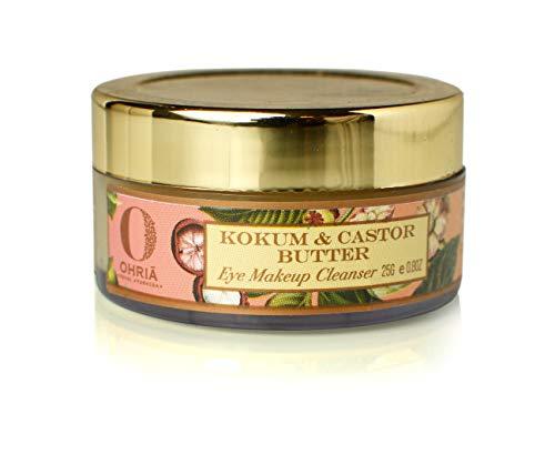 Ohria Ayurveda Kokum & Castor Butter Eye Makeup Cleanser