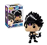 Funko Pop Animation : YuYu Hakusho - Hiei (Exclusive) 3.75inch Vinyl Gift for Anime Fans SuperCollec...