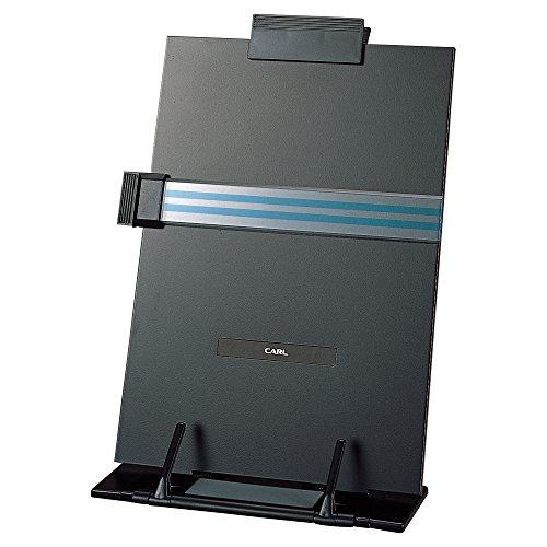 カール コピーホルダー NO.830 ブラック NO.830-K ブラック