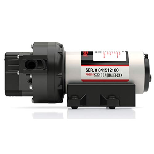 Remco (55-AQUAJET ARV Aquajet Rv Series Water Pump