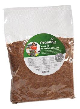 Organico Activador Bokashi 1 kilo- enzimas de compostaje efectivo