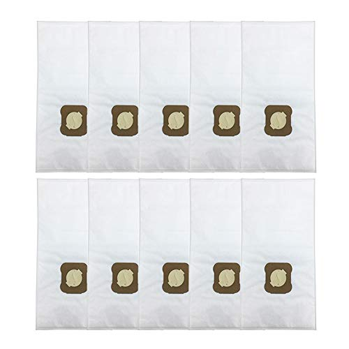 Schoonmaakborstels 10st Stofzuiger stofzakken Compatibel met Kirby G7E G10 G10E G5 G6 KY10 MK2 MK3 Home Kitchen supplies (Color : 10pcs)