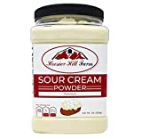 72% fat, A product of USA, Our sour cream powder is made from sour cream powder (cream, cultures, and lactic acid), cultured nonfat milk solids, and citric acid; once the package is opened, reseal container to lengthen its shelf life Our Real sour cr...