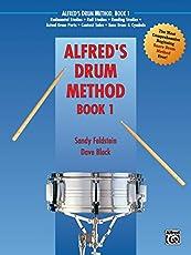 Image of Alfreds Drum Method Bk. Brand catalog list of Alfred Music.
