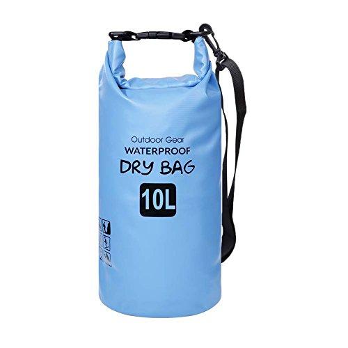 ZhaoCo Wasserdichter Packsack, 5...