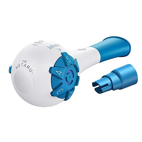 Hetaru Hand Held Respiratory Muscle Trainer Drug-Free Respiratory Exerciser Device Therapy