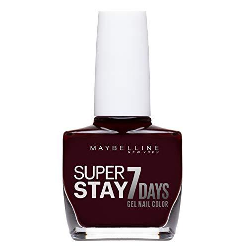 Maybelline New York - Superstay 7 Días, Esmalte de Uñas Ef