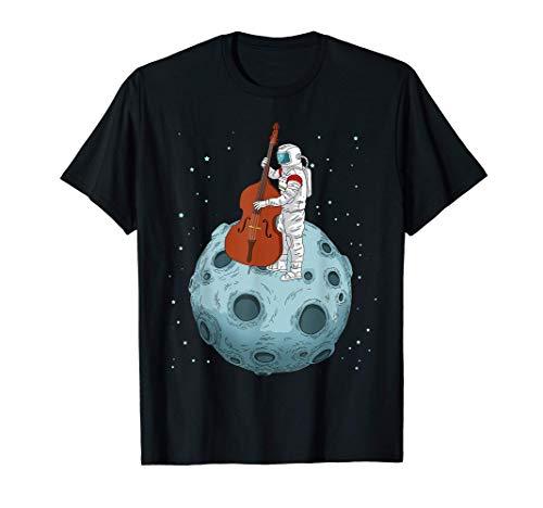Camisa de contrabajo Contrabajo Jazz Music Gifts Upright Camiseta