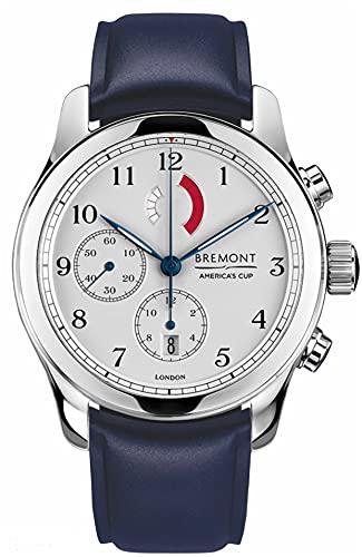BREMONT Reloj Americas Cup Regatta AC Steel Edición Limitada AC-R/SS