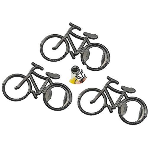 Apribottiglie da birra for biciclette,3 pezzi Creativo Portatile Bicicletta Apribottiglie Birra Apribottiglie da Tasca Birra per Feste, Matrimoni, Bar, Ristorante, Hotel, Famiglia,regalo divertente