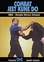 Combat Jeet Kune Do #1 Single Direct Attack DVD