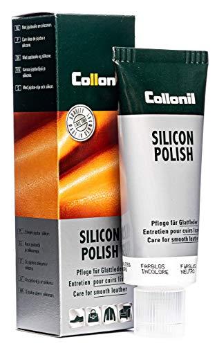 Collonil Classic Silicon Polish für alle Glattledertextilien und Möbel 75ml, Transparent, 75 ml