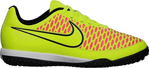 Nike Jr Magista Onda TF Kinder Fussballschuhe volt-black-hyper punch-volt - 38
