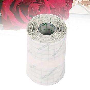 Healifty Rouleau de papier adhésif transparent étanche 10 x 10 cm