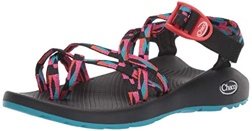 Chaco womens Zx2 Classic Sport Sandal, Band Magenta, 8 US