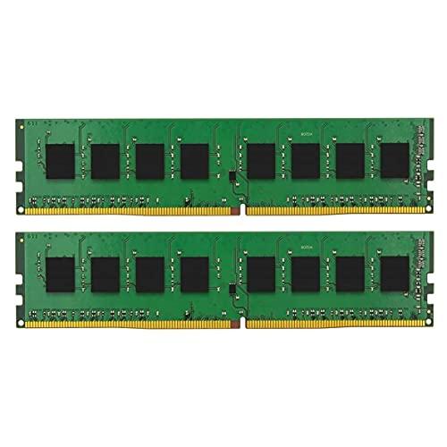 キングストンテクノロジー デスクトップPC用 メモリ DDR4 2666 4GBx2枚 CL19 1.2V Non-ECC DIMM 288pin KVR26N19S6K2/8
