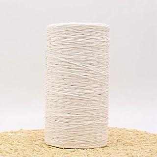 GUINA 500G / lot été Raphia Paille Tricot Naturel Crochet Tricots Laine Fil Chapeaux Sacs paniers Fil pour Fournitures de ...