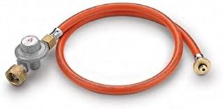 conector cinta PTFE tubo y micro 4/1//5,1/cm, Poligonal Casquillo de bayoneta, BS EN14800/CE Spares2go Universal Horno Cocina Gas manguera de alimentaci/ón
