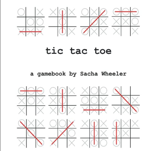 tic tac toe: a gamebook