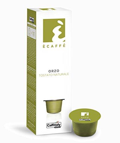 Caffitaly Ècaffè (Cafissimo kompatibel) Kaffee, Tee, Kakao, Milch (Orzo Tostato Naturale)