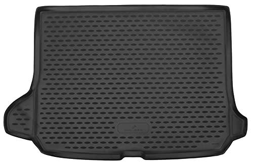 Vasca baule WALSER XTR su misura compatibile con Audi Q2, 06/2016 - oggi, Tapetto per Bagagliaio, Tappetino baule, Protezione cofano