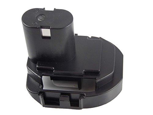 vhbw Akku Adapter für Elektro Werkzeug Makita 6333DWAE, 6333DWBE, 6336D, 6336DWA, 6336DWAE, 6336DWB, 6336DWBE, 6336DWDE, 6337D, 6337DWAE, 6337DWDE