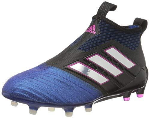 adidas Herren ACE 17+ Purecontrol FG Fußballschuhe, Schwarz Blau, 40 EU