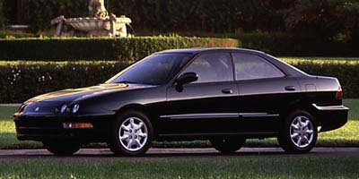 ... 1997 Acura Integra LS, 4-Door Sedan Automatic Transmission