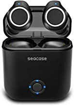 Bluetooth Headphones,Seacase 5.0 True Wireless Earbuds Deep Bass Stereo Sound Bluetooth Earphones...