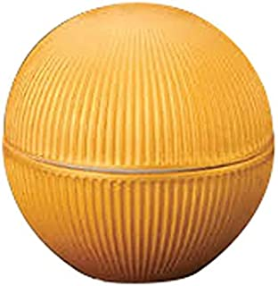 ゴールドしのぎ彫蓋物 [ 9.7 x 10cm ] 【 円菓子碗 】 【 料亭 旅館 和食器 飲食店 業務用 】