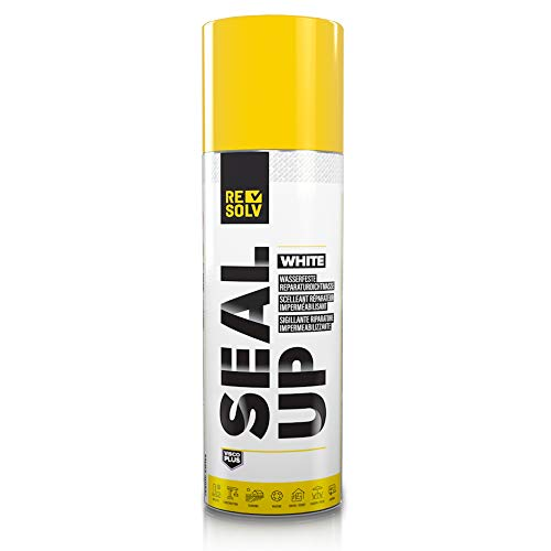 Resolv :: Seal Up White - Spray Sigillante Riparatore Impermeabilizzante, Bianco