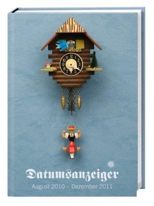 Datumsanzeiger Schüleragenda A6 2011: 17-Monats-Kalender. August 2010 bis Dezember 2011