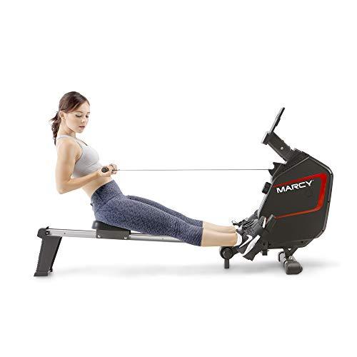 Marcy Foldable Regenerating Rowing Machine