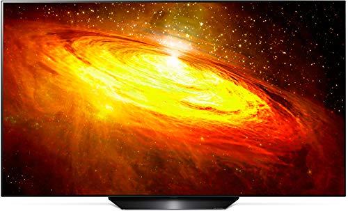 LG OLED65BX9LB 164 cm (65 Zoll) OLED Fernseher (4K, 100 Hz, Smart TV) [Modelljahr 2020]
