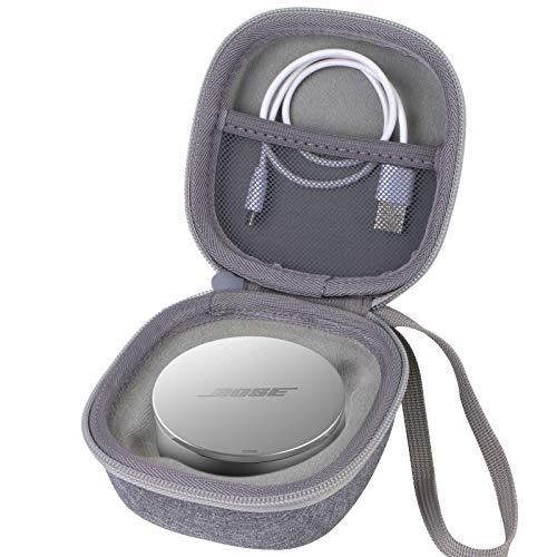 Aenllosi Hard Carrying Case Compatible with Bose Wireless Noise-Masking Sleepbuds II
