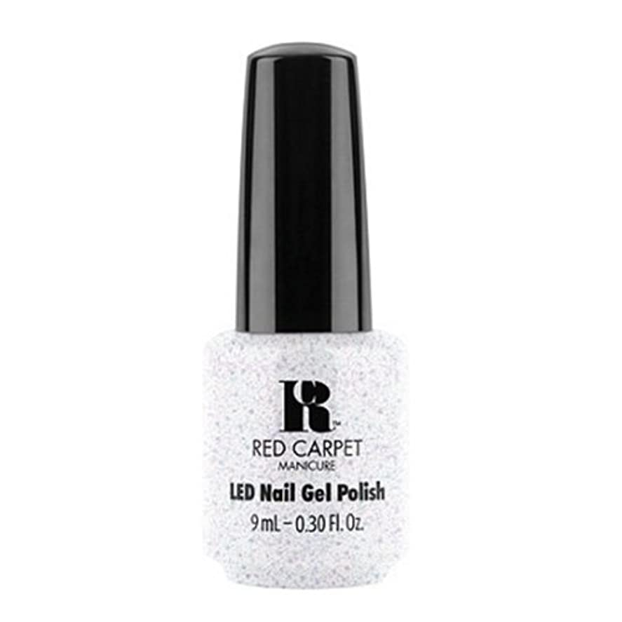 教育モバイルパンサーRed Carpet Manicure - LED Nail Gel Polish - Rising Star - 0.3oz / 9ml