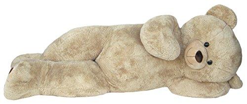 Wagner 9030 - XXL Plüschbär Teddy Bär - 240 cm groß - Teddybär Kuschelbär 2,40 m