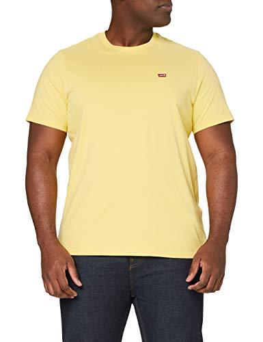 Levi's Big and Tall Big Original HM Tee T-Shirt, Dusky Citron, XL Uomo