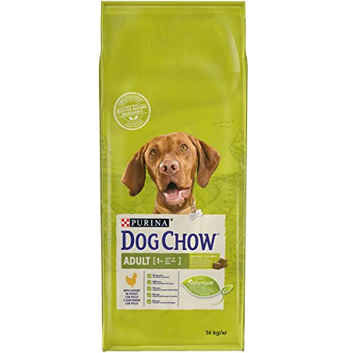Purina Dog Chow Adult pienso para Perro Adulto Pollo 14 Kg 🔥