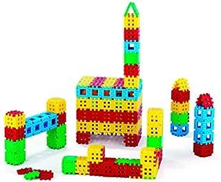 Marioinex 900277 Waffle Blocks, 170 Pieces, Multi-Colour
